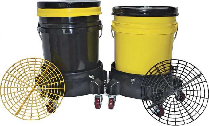 OER Grit Guard Dual Bucket Washing System K89748