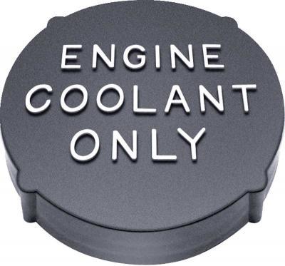 OER 1975-97 Non-Vented Radiator Overflow Jar Cap 371978