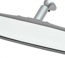 """OER 1970-82 GM 10"""" Polished Stainless Inner Rear View Mirror Day / Night 911582"""