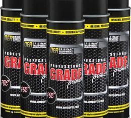 OER Professional Grade Gray Weld-Thru Galvanizing Spray Coating Case of 6 - 16 Oz Aerosol Cans *K89668