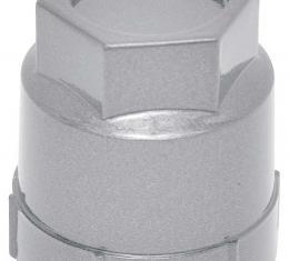 OER Lug Nut Cap - Silver 748679