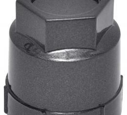 OER Lug Nut Cap - Dark Gray 748680