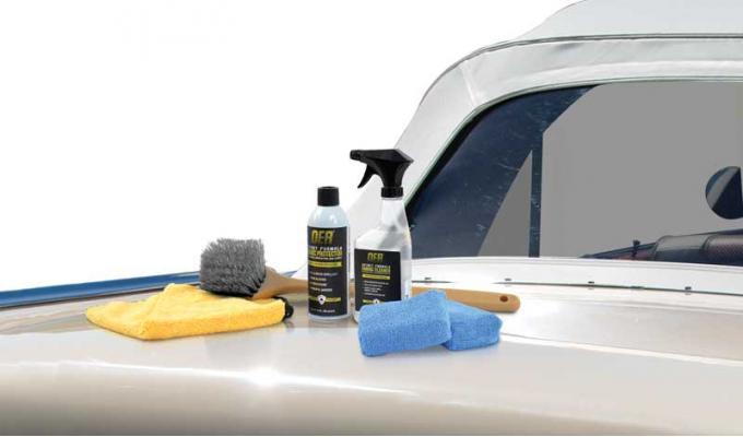 OER Secret Formula / Top Secret Canvas Top Protectant Kit *K89457