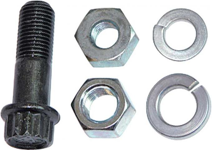 OER GM Steering Coupler 5 Piece Hardware Set With Factory Correct 12-Point Bolt 1253539