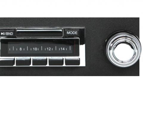 Custom Autosound 1977-1982 Chevrolet Corvette USA-630 Radio