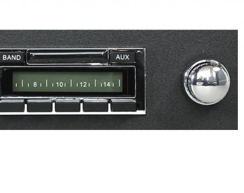 Custom Autosound 1977-1982 Chevrolet Corvette USA-230 Radio