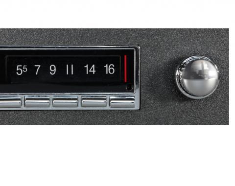Custom Autosound 1977-1982 Chevrolet Corvette USA-740 Radio