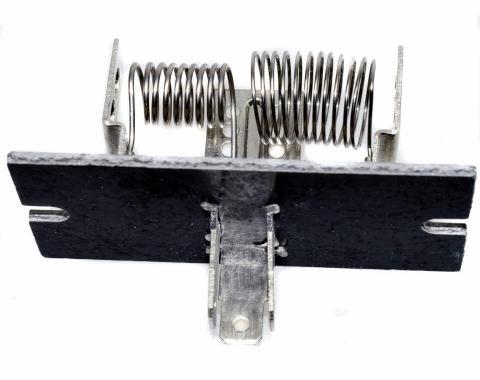 Resistor, Heater Blower Motor, 1949-1981