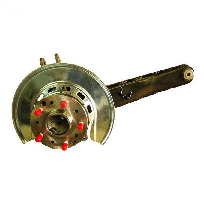 Corvette Wheel Bearing Assembly, Right Rear, With New Trailing Arm, 1965-1982