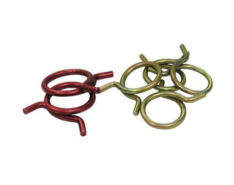 Corvette Hose Clamp Kit, 1966-1968 Early
