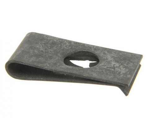 Corvette Vertical Ignition Shielding Clip, Right Lower, 1956-1977