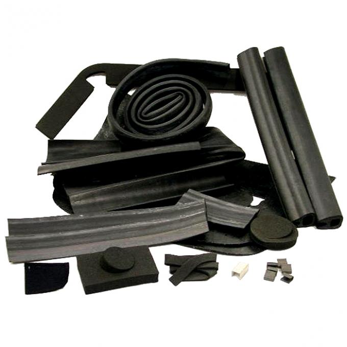 Corvette Engine Compartment Seal Kit, 327 With Air Conditioning, 1966