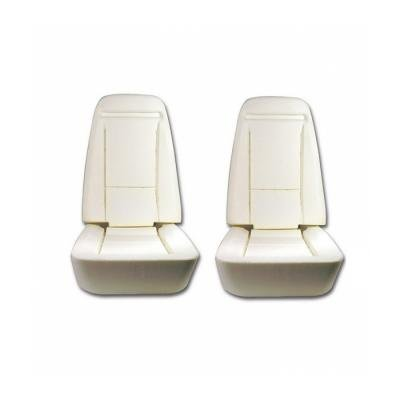 Corvette Seat Foam Set, 1976-1978