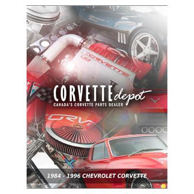Corvette Catalog 1984-1996