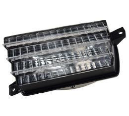Trim Parts 73-74 Corvette Left Hand Parking Light Lens, Each A5815