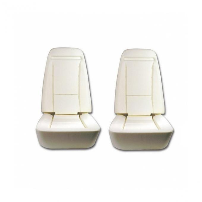 Corvette Seat Foam Set, 1970-1974