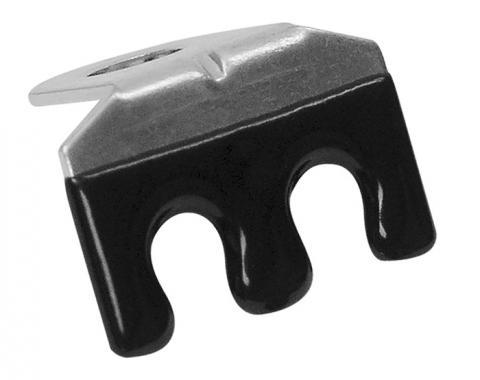 Corvette Spark Plug Wire Clip, Block, 1956-1974