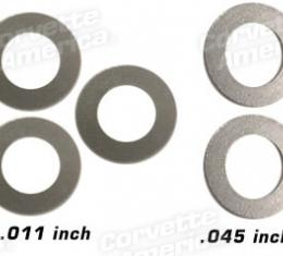 Corvette Distributor Shim Kit, 5 Piece Set, 1955-1974